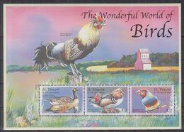 O03. St Vincent - MNH - Animals - Birds - Birds