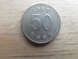 Koree  Du Sud  50  Won  1997  Km  34 - Corée Du Sud