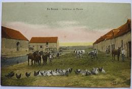 INTÉRIEUR DE FERME - EN BEAUCE - Farms