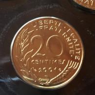 20 C 2001    Rare - France
