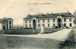 JOIGNY(GENDARMERIE) - Joigny