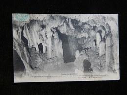 16 - Grottes Du QUEROY - 3è Partie De La Chambre Centrale Dans Laquelle On A Trouvé Les Restes D'un Ours -  R12494 - Francia
