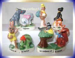 Fables Duo D'animaux .. Série Complète   ..Ref AFF: 116-2007...(pan 0033) - Animals