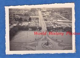4 Photos Anciennes - VITRY LE FRANCOIS - La Ville à La Fin De La 2nde Guerre Mondiale ? - WW2 Marne Bombardement Place - Krieg, Militär