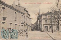Environs De St-etienne- Andrézieux (edit Nouvelles Galeries) Restaurant.... - Andrézieux-Bouthéon