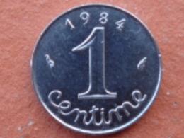 FDC 1 CT EPI 1984 - France