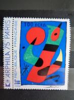 REUNION C.F.A. 1974 CERES N° 425 ** - TABLEAUX DE MIRO - Reunion Island (1852-1975)