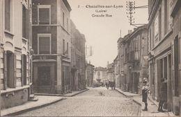 Chazelles Sur Lyon-  Grande Rue - Altri Comuni