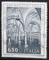 ITALIA 1989 Artistic Heritage. USADO - USED. - 1981-90: Usati