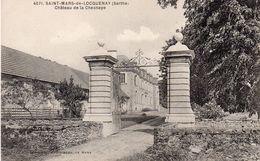 Saint Mars De Locquenay - Château De La Chesnaye - Other Municipalities
