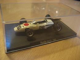 HONDA RA272 - 1965 Aprox. 8x4 Cm Boxed Vintage Miniature Auto Car F1 Honda Motor Co Ltd Good Condition - Jouets Anciens