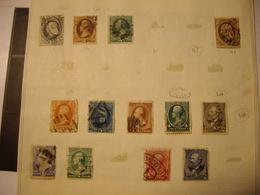 ETATS-UNIS Classiques   Stamps - Etats-Unis