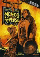 Dossier De Presse - Mondo Reverso T1 - Le Gouëfflec, Bertail - Fluide Glacial - Livres, BD, Revues