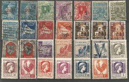 Algérie - Collection 77 Timbres 6 Scan - - Algeria (1962-...)