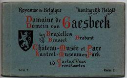 Domaine De Gaesbeek - Château-Musée Et Parc - Belgique