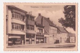 Wommelgem: Gemeenteplaats. - Wommelgem