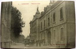 HÔTEL DE VILLE - LOUHANS - Louhans