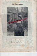 29-56-22-35-REVUE BONNE CHANSON-JEUNE FILLE QUIMPER-LEON  BERCY-A MISTRAL-BOTREL-LILAS BLANC-ALLOBROGES-MONT ST MICHEL - Bretagne