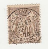 France N° 69 SAGE Type I 30 C Brun Clair - 1876-1878 Sage (Type I)