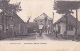 Lac Overmeire Donck Villa Marguerite Pavillon Du Chasseur Circulée En 1903 - Berlare
