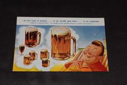 Fitz Patrick Chope De Bière Je Rêve Toute La Journée ... Envois + Timbre (19) - Humour
