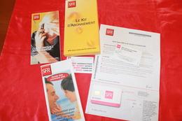 LE KIT COMPLET  D'ABONNEMENT SFR - Connection Kits