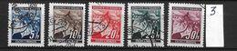 LOTE 1659  /// BOHEMIA & MORAVIA    YVERT Nº: 20/24 - Bohemia Y Moravia