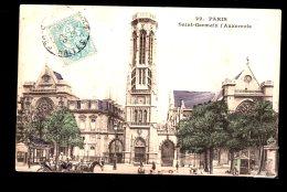 Saint-germain L'auxerrois écrite 1905 Lot 804 - Churches