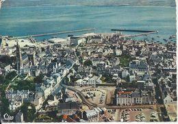 CPSM  France   29 Finistère  Douarnenez  Vue Générale Aérienne - Douarnenez