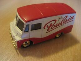 MORRIS LD150 Van Truck POULAIN Aprox. 8x3,5 Cm Vintage Miniature Auto CORGI Good Condition - Jouets Anciens