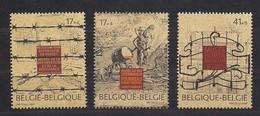 Belgie Belgique  1997 OCBn° 2682-2684 *** MNH  Cote 7,00 Euro - Belgique