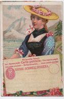 Chromo/Suissesse/Cordonnerie-Botterie/Rue De Rivoli//Paris/Hariveau Et Jaurand /Vers 1900  IMA403 - Cromo