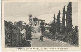 PRADURO SASSO (BOLOGNA)  CHIESA ARCIPRETALE DI MONGARDINO   -FP - Bologna