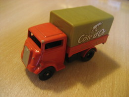 FORDSON 7V Van Truck COTE D'OR Aprox. 8x3 Cm Vintage Miniature Auto CORGI Good Condition - Jouets Anciens