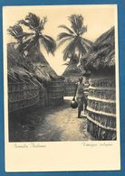 SOMALIA ITALIANA VILLAGGIO INDIGENO 1935 - Somalie