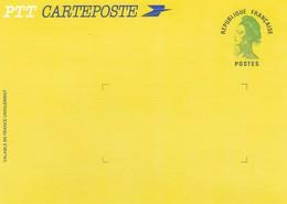 FRANCE - CARTEPOSTE ENTIER POSTAL LIBERTE DE GANDON   /1 - Ganzsachen