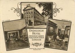 LONDON - EUSTON - ENDSLEIGH GARDENS - ENDSLEIGH HOTEL P93 - London