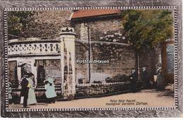 Vintage Postcard;Polar Bear House.Zoological Gardens. Clifton Bristol. C1900 - Bristol