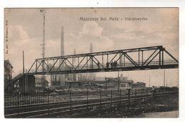 Nr.+  410,  Feldpost,  Maizieres Bei Metz - Weltkrieg 1914-18