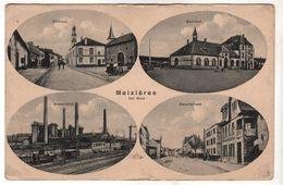 Nr.+  411,  Feldpost,  Maizieres Bei Metz - Weltkrieg 1914-18