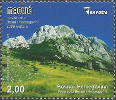 BH-2017-14 MAUTIN MALICH, BOSNA AND HERZEGOVINA, 1 X 1v, MNH - Bosnie-Herzegovine