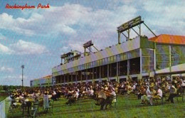 New Hampshire Salem Grandstand And Club House Rockingham Park - Salem