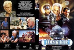 DVD JOHNNY HALLYDAY TERMINUS - Action, Aventure