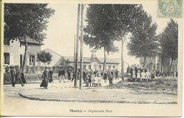 MEAUX  Imprimerie Plon  (sortie Des Ouvriers Et Ouvrières, Enfants...) - Meaux