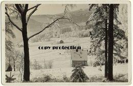 Bad Flinsberg Isergebirge, Alte Foto Postkarte 1938 - Polen
