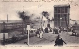 44 - Loire Atlantique -  SAINT NAZAIRE - Embarcadere De Saint Brevin - Saint Nazaire
