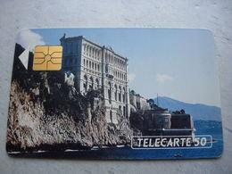 TELECARTE MONACO - Monaco