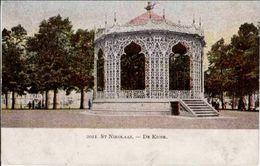 SINT-NIKLAAS - SAINT-NICOLAS - Kiosk - Kiosque - Oblitération De 1912 - Sint-Niklaas
