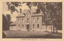 76 - FRESNE LE PLAN - Le Château - Autres Communes
