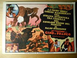 Avventure Di Cino E Franco Volume Secondo Nerbini Ristampa - Boeken, Tijdschriften, Stripverhalen